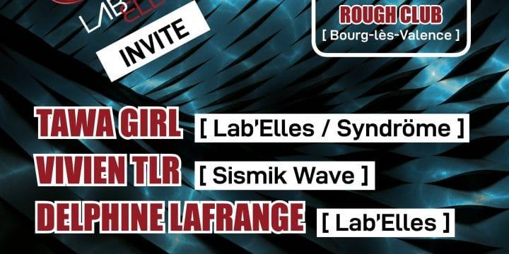 SAMEDI 01 FEVRIER @ Rough Club (Bourg-Lès-Valence 26)!
