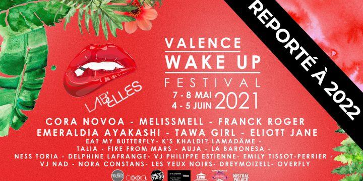 2022, VALENCE WAKE UP FESTIVAL