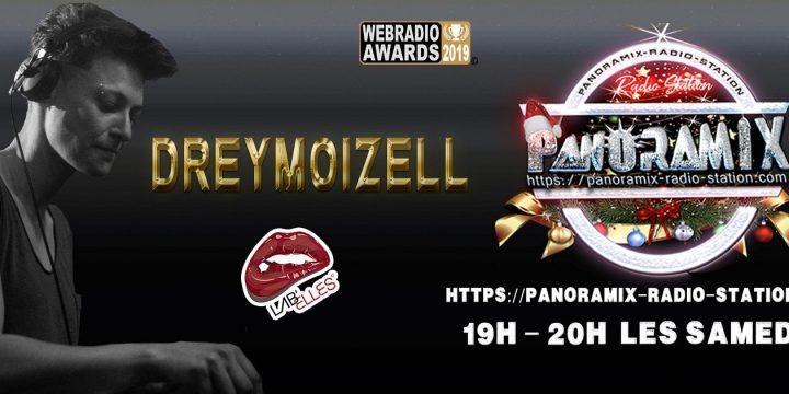 SAMEDI 26 DECEMBRE, DREYMOIZELL (Lab'Elles) @ Panoramix Radio!