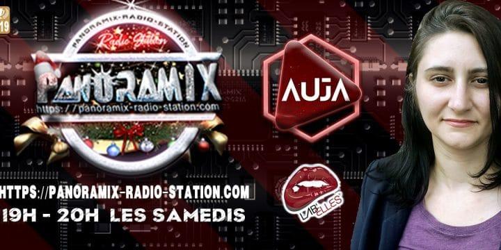 SAMEDI 19 DECEMBRE, AUJA (Lab'Elles) @ Panoramix Radio