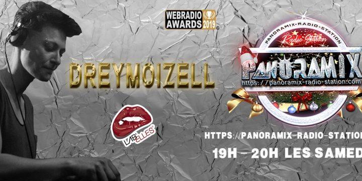 SAMEDI 16 JANVIER, DREYMOIZELL (Lab'Elles) @ Panoramix Radio