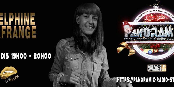 SAMEDI 02 JANVIER 2021, DELPHINE LAFRANGE (Lab'Elles) @ Panoramix Radio!