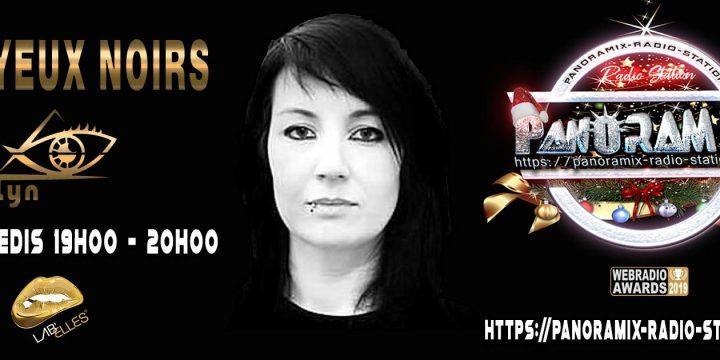 SAMEDI 09 JANVIER, LES YEUX NOIRS (Lab'Elles) @ Panoramix Radio